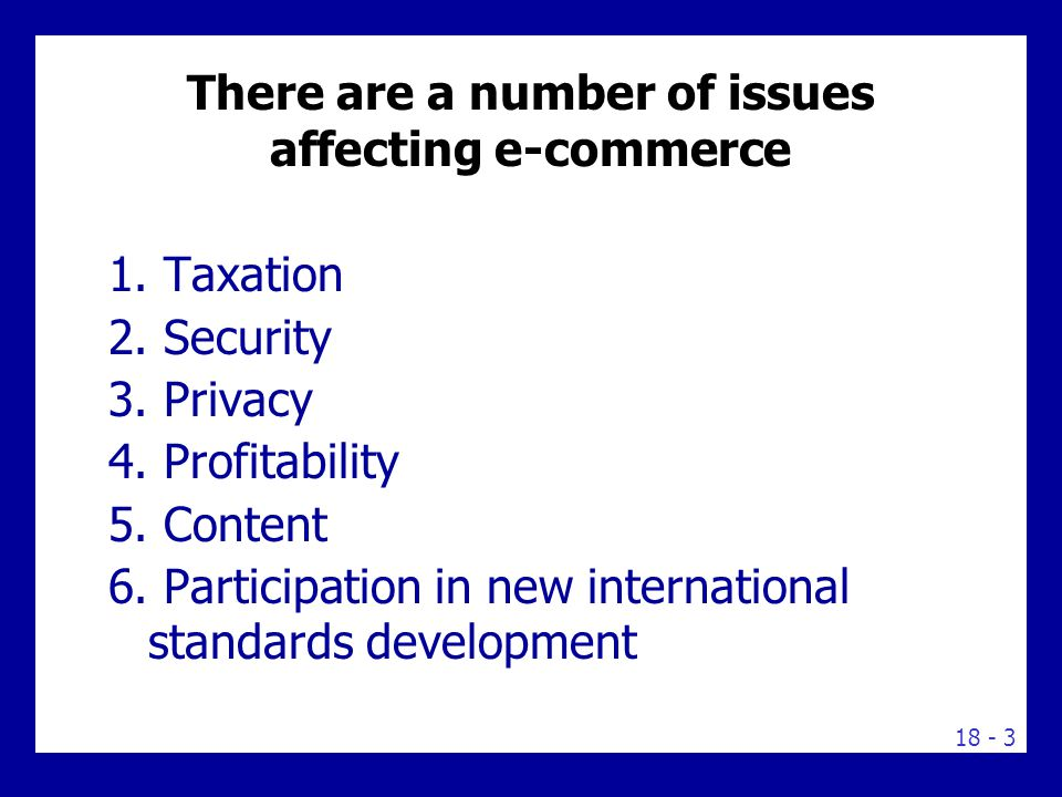 E-Commerce Domains E-Marketing Domains B2C B2B C2C C2B