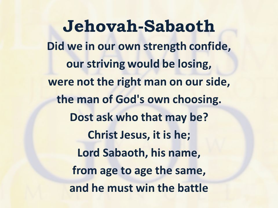 jehovah s everlasting covenants