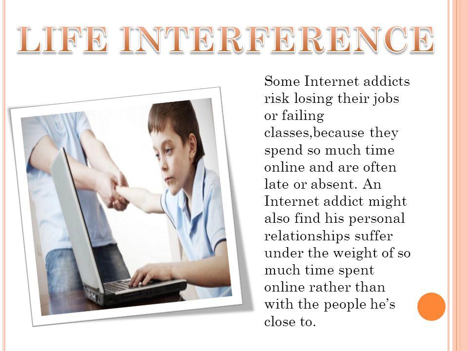 INTERNET ADDICTION. - ppt video - 96.6KB