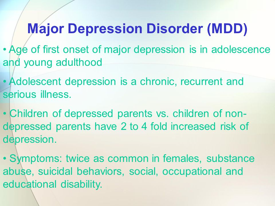 essay about depression disorder These are not the only possible causes of depression, but commonly, this disorder is caused by an aggregate of the  when you write a cause and effect essay,.