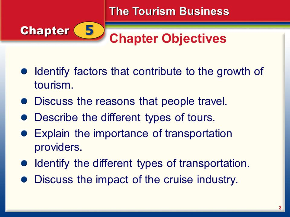 importance of transportation in tourism The role of transportation in hospitality industry within the tourism industry the hospitality industry is a multi transportation is an important.