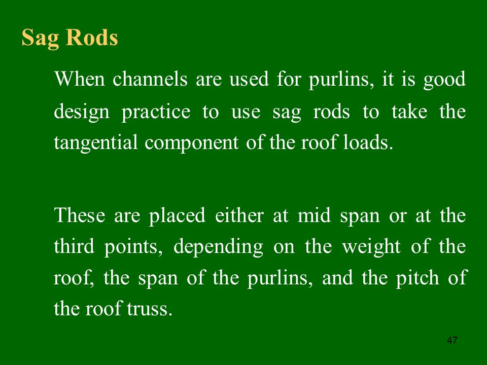 Design Of Truss Roof Chapter 7 Ppt Video Online Download