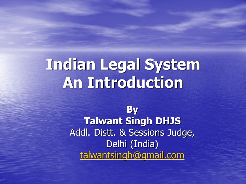 indian legal system The crisis of the indian legal system alternatives in development: law upendra baxi limited preview - 1982 the crisis of the indian legal system.