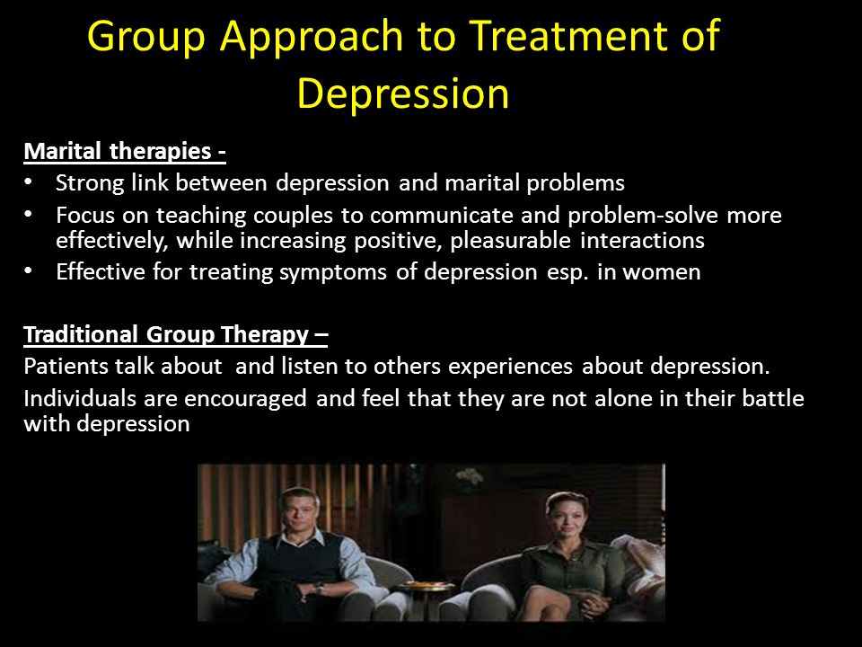 group therapy assumptions