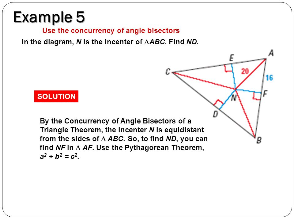 Angle Bisector Definition and Example - YouTube