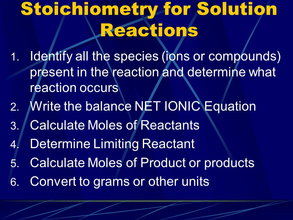 solution stoichiometry na2co3 cacl2 This video discusses the reaction between (calcium chloride) cacl2 + na2co3 (sodium carbonate.