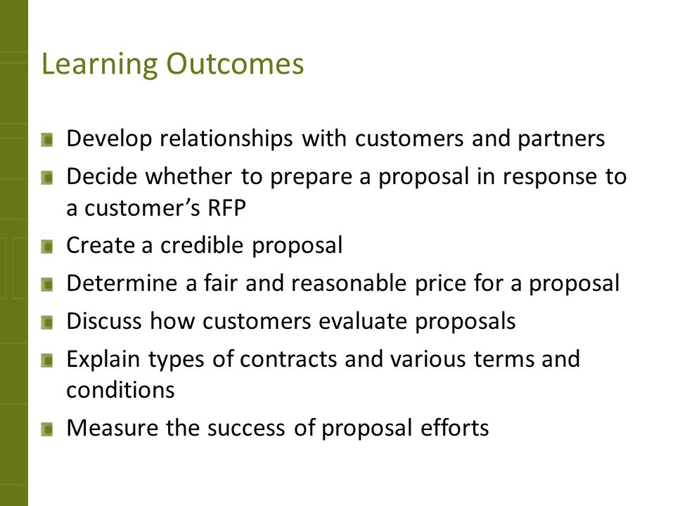 Developing Project Proposals Ppt Download