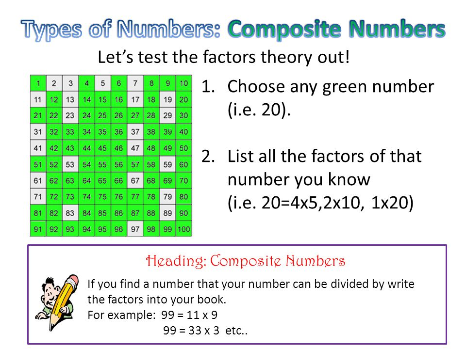how to get factors of a number c