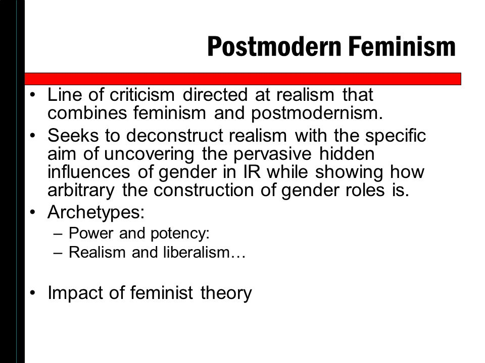 criticism of feminism I'm stuck at 9 also: 1 (by far top complaint) feminists claim to be about equality,  but continually push for practices which favor women.