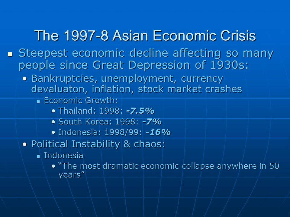 postcolonial crises and asian economic expansion Chapter 32: the end of the cold war and the challenges of economic development postcolonial crises and asian economic expansion revolutions, depressions, and democratic reforms in latin america.