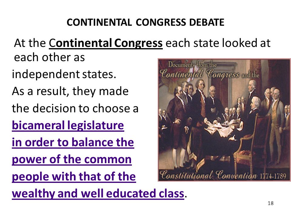 Chapter 5 Creating the Constitution - ppt download