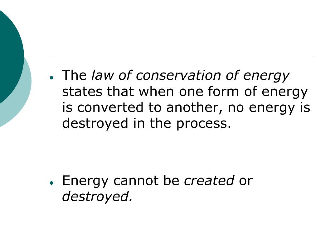 Energy Conversions. - ppt video online download