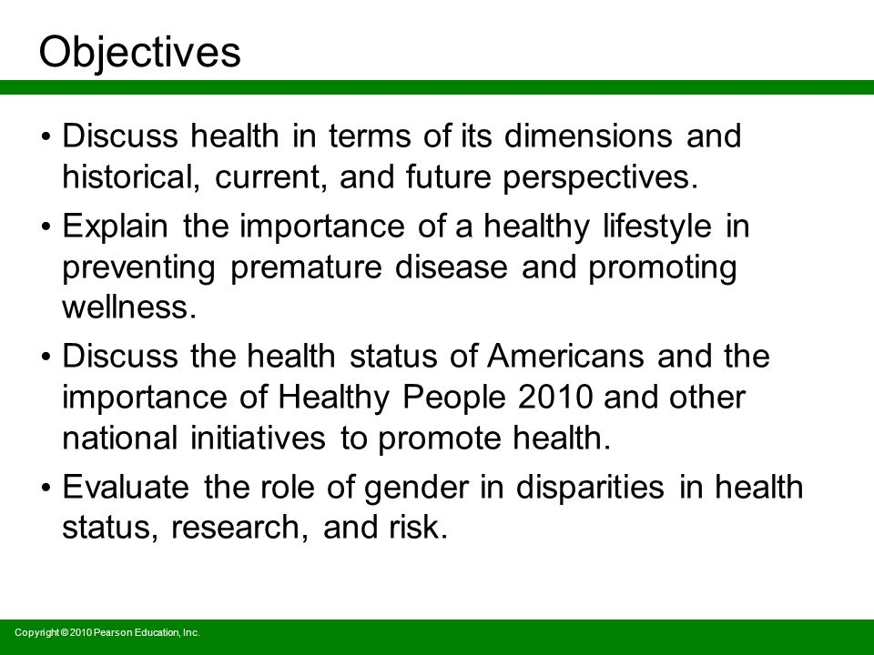 what are the six dimensions of health
