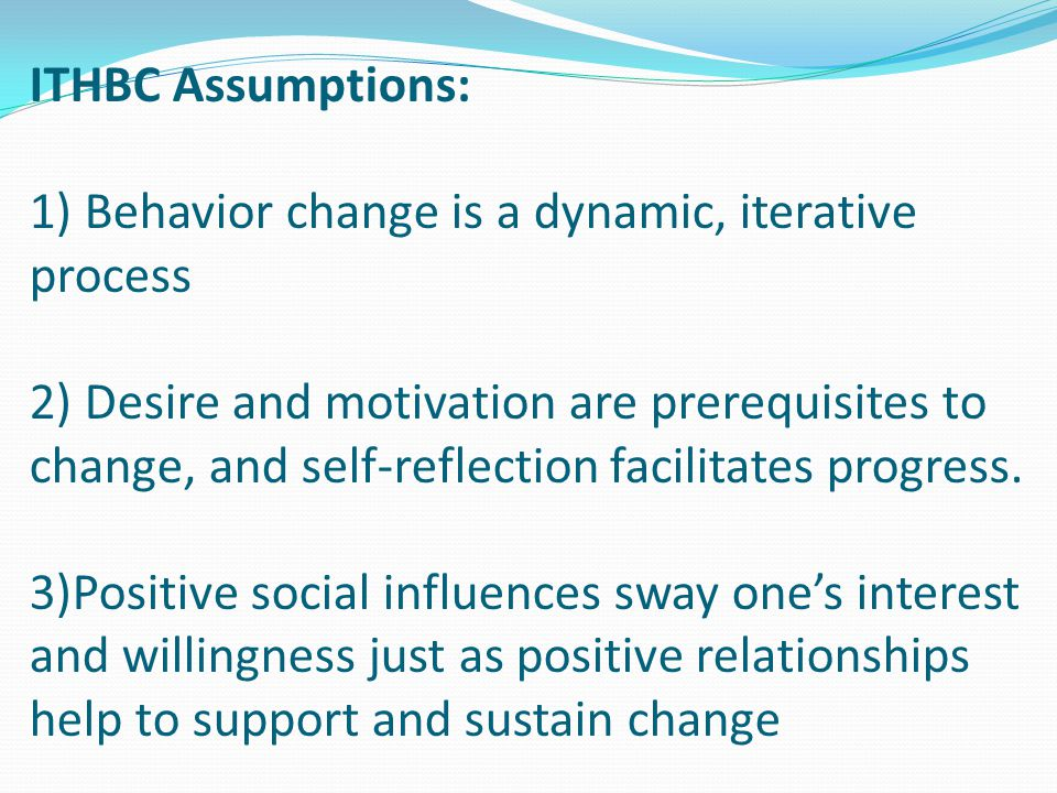 the three assumptions on human behavior that affects motivation and the core theories of motivation 1 core assumptions of liberal theory download 1 core assumptions of liberal theory uploaded by andrew moravcsik.