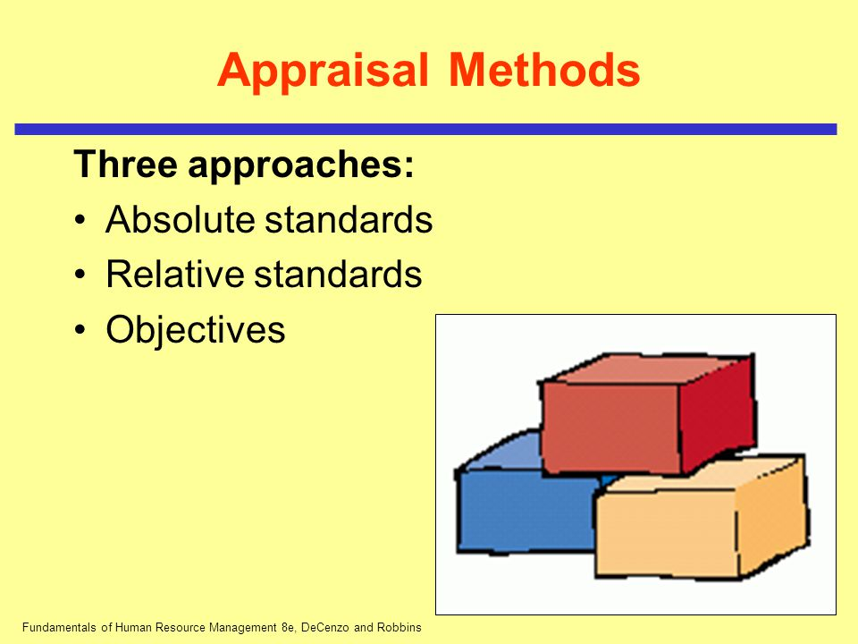 appraisal methods When you apply for a mortgage, your lender typically requires the property to be appraised by one of their approved appraisers this practice helps create more consistent appraisals and gives you assurance that the appraiser is properly licensed and certified even though the home appraisal is the.