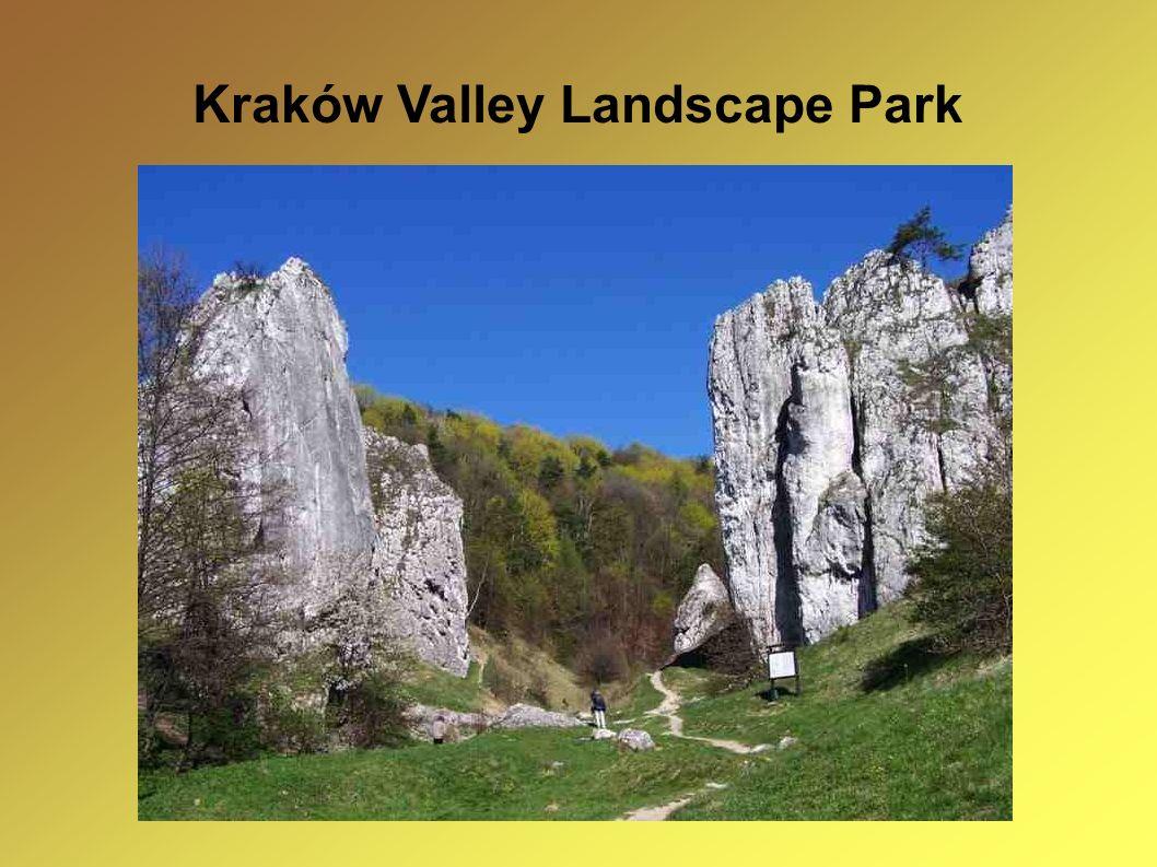 Kraków Valley Landscape Park