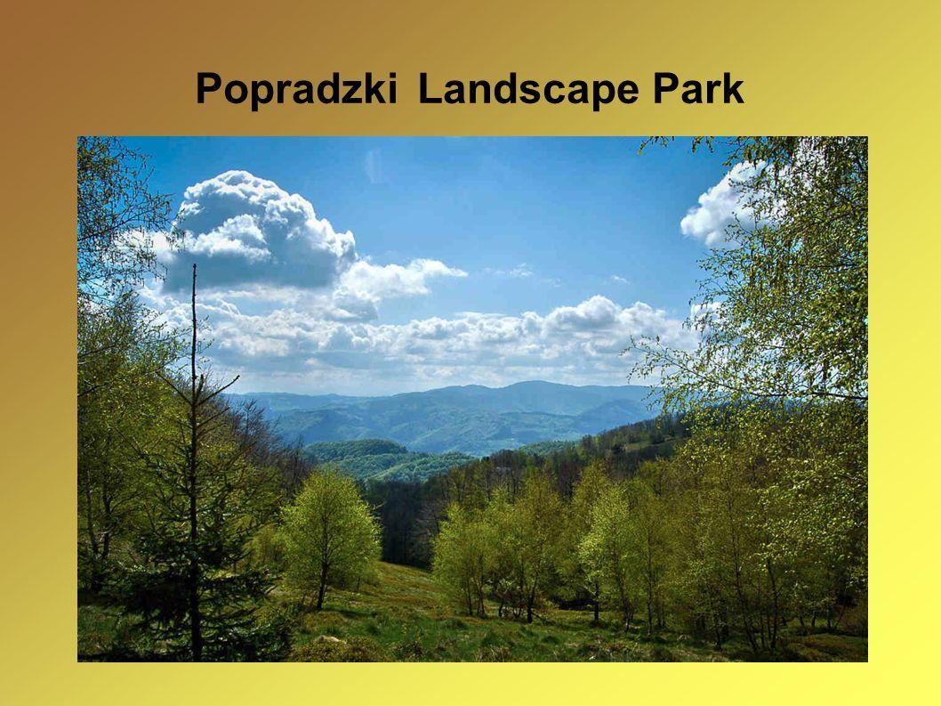 Popradzki Landscape Park