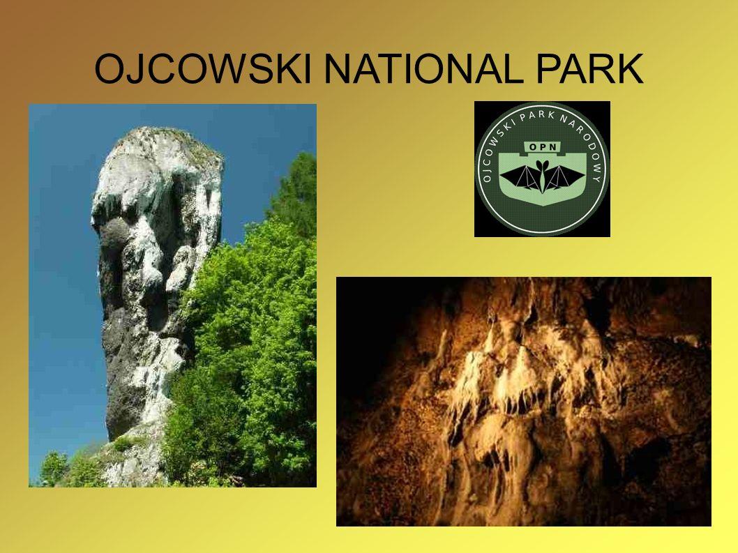 OJCOWSKI NATIONAL PARK