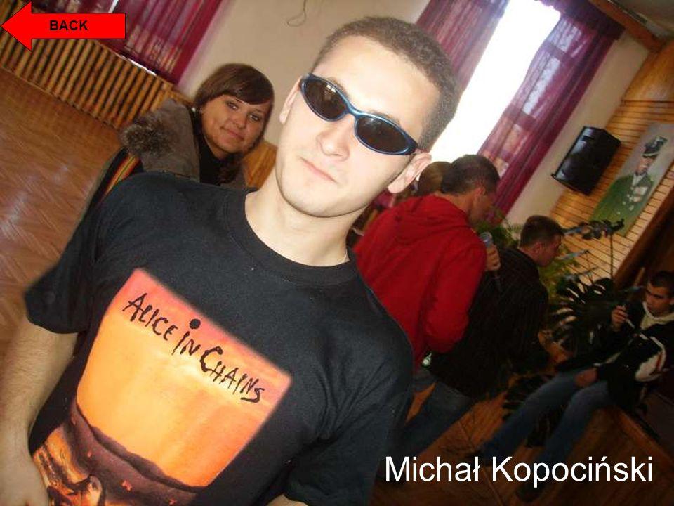 BACK Michał Kopociński