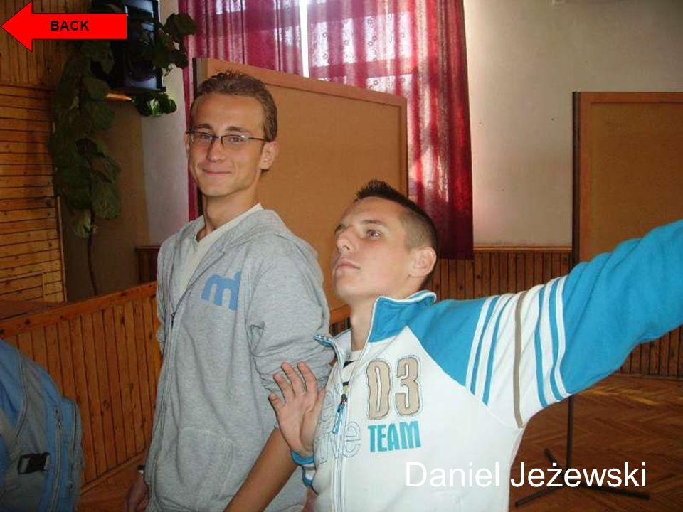 BACK Daniel Jeżewski