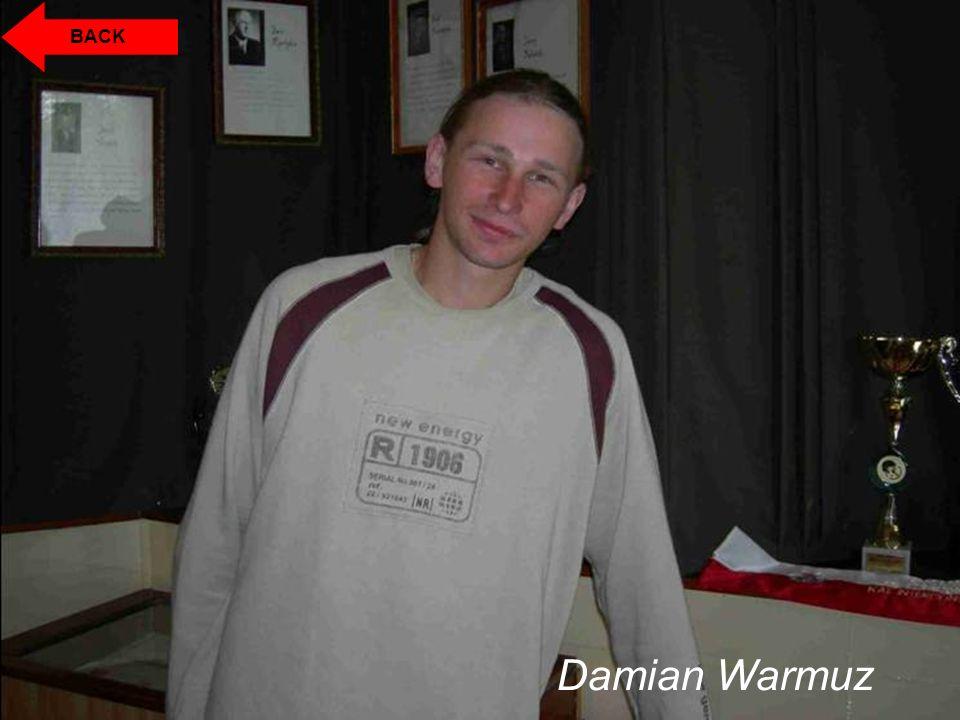 BACK Damian Warmuz