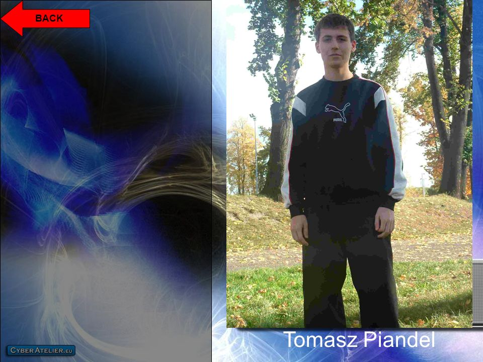 BACK Tomasz Piandel
