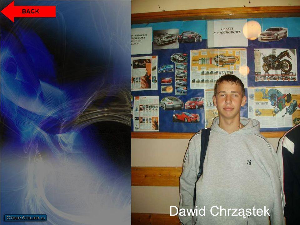 BACK Dawid Chrząstek