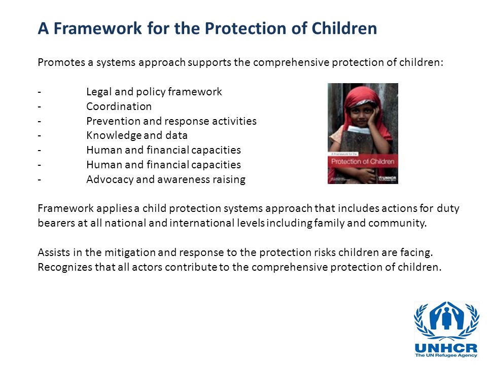 A Framework for the Protection of Children