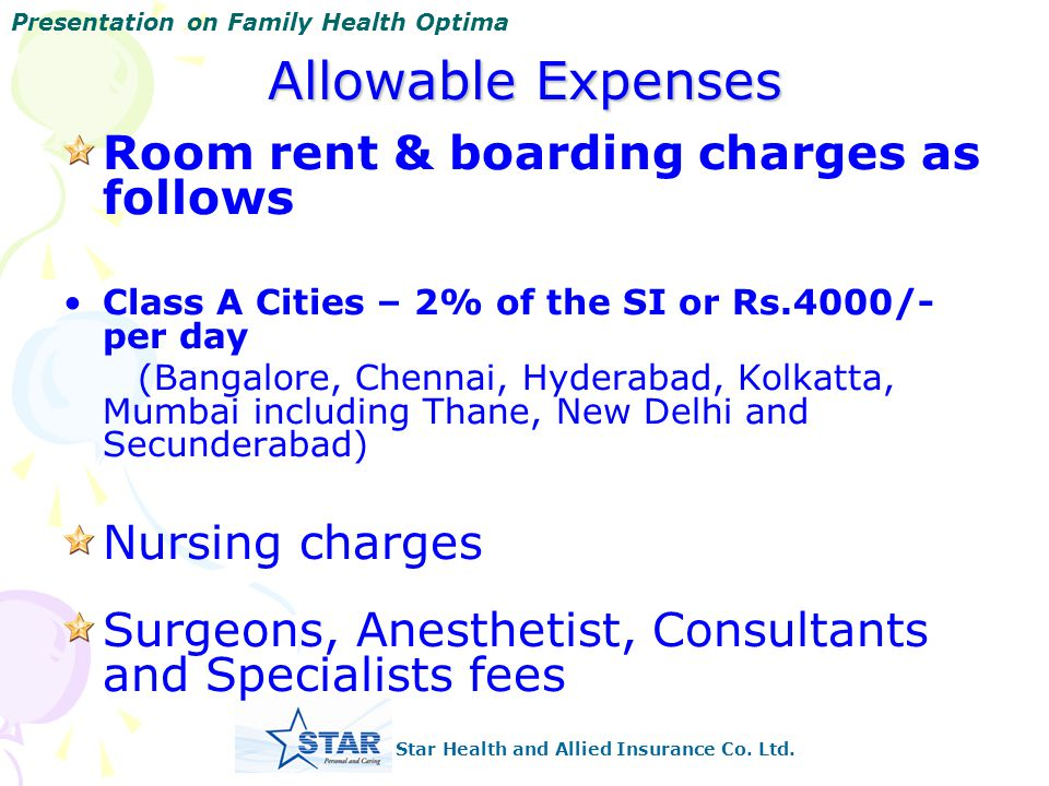 Rent A Room Allowable Expenses