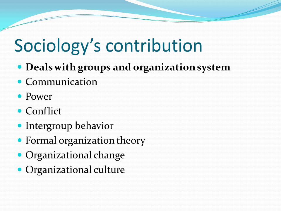 hrm and organizational behavior The department of human resource management and their research topics span the various areas of human resource management and organizational behavior.