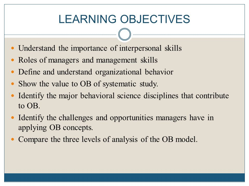 an analysis of the importance of interpersonal skills Observational analysis is the coach's active examination of an athlete's performance to determine their strengths and weaknesses read about this critical.