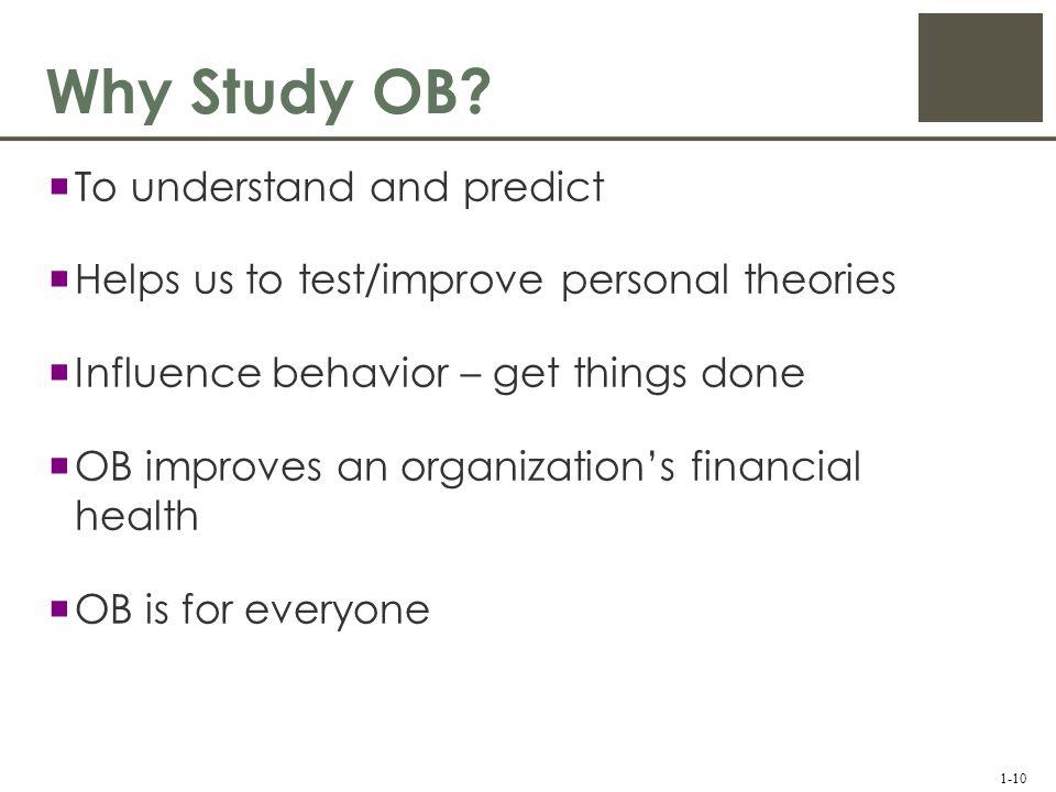 Organizational Behavior Explained: Definition, Importance ...
