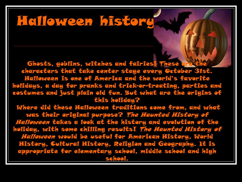 halloween history - Halloween History Witches