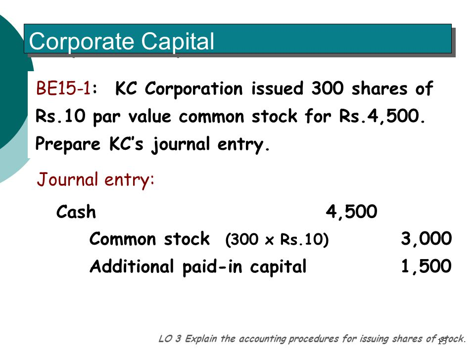 Are stock options issued shares