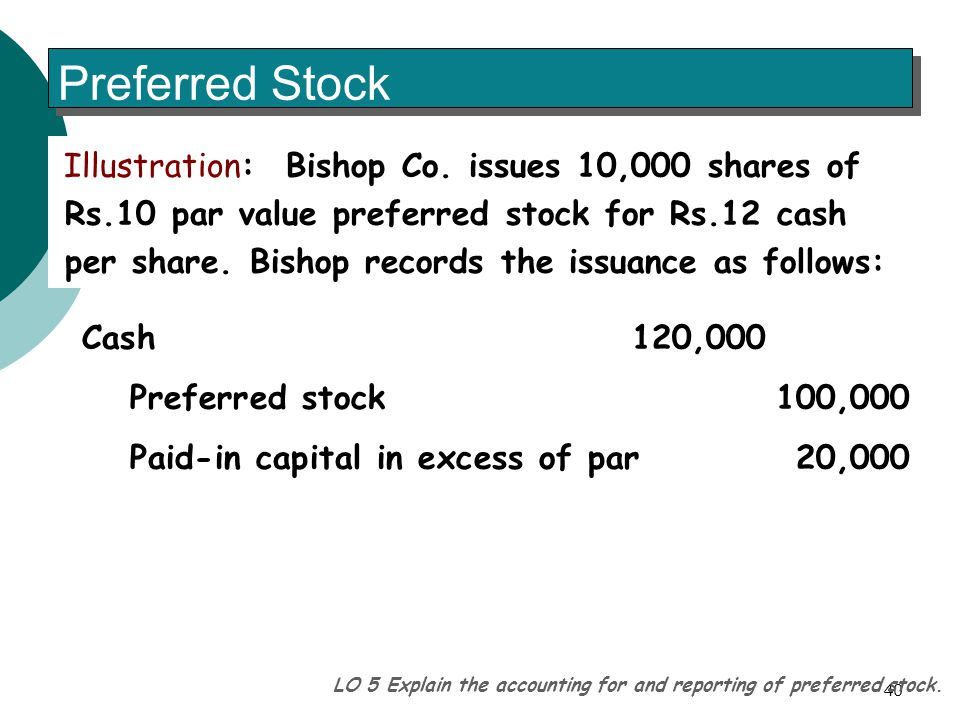 Key Features of Preferred Stock