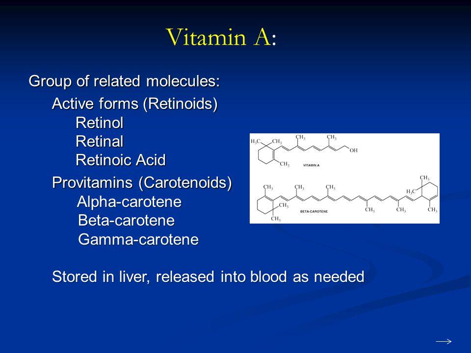 Vitamins. - ppt download