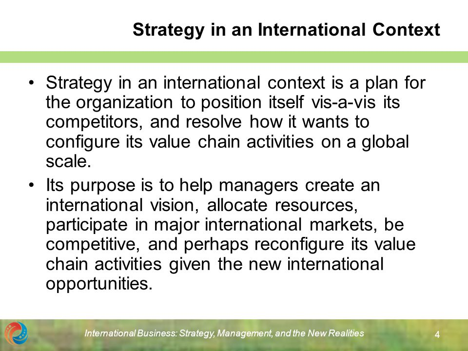 strategy in global context University of southern california marshall's global initiatives • mbas – global  context/prime – pmglobe – export – global digital strategies (elective.