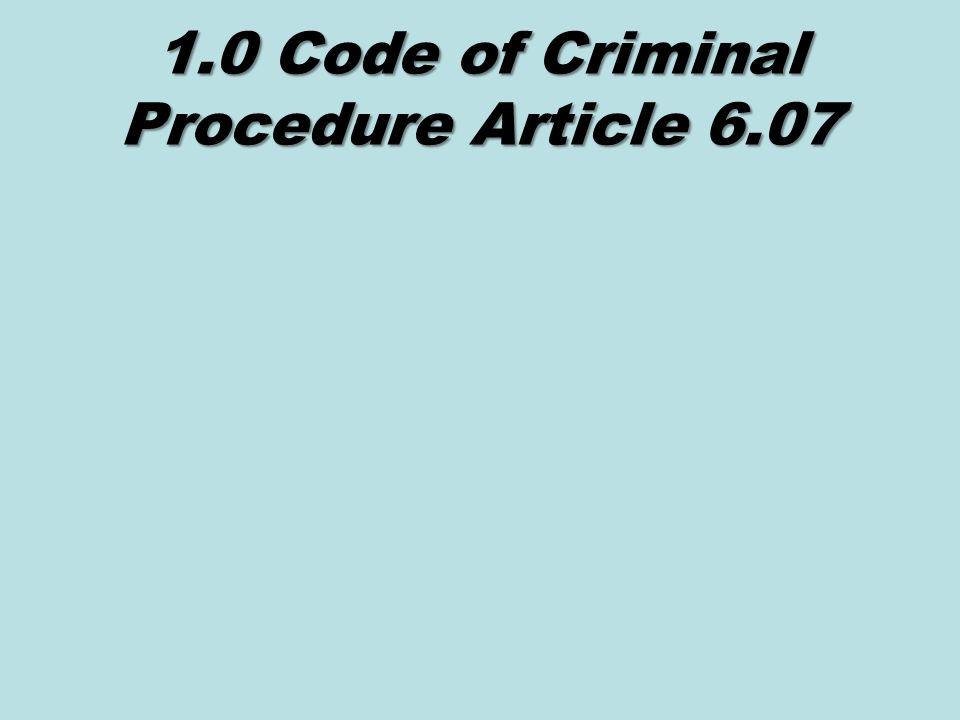 article 18.20 code of criminal procedure