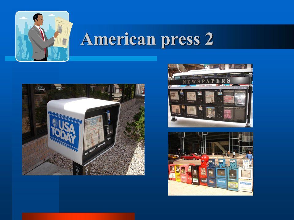 American press 2