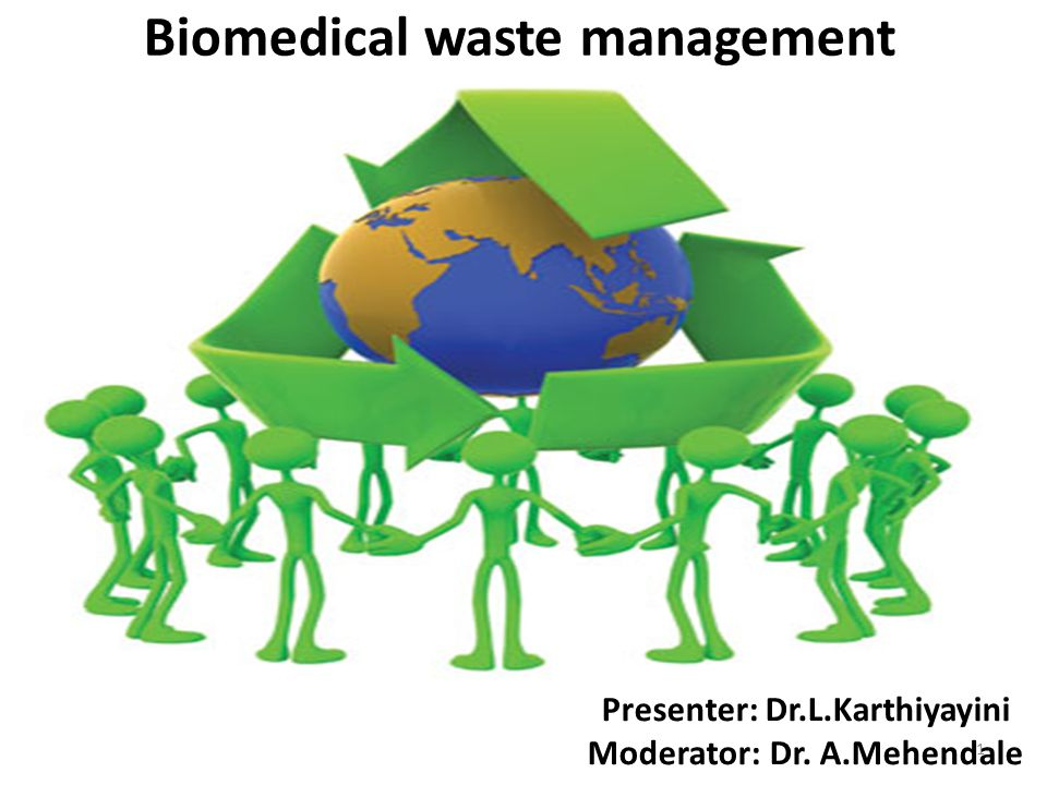 Biomedical Waste Management  Ppt Video Online Download