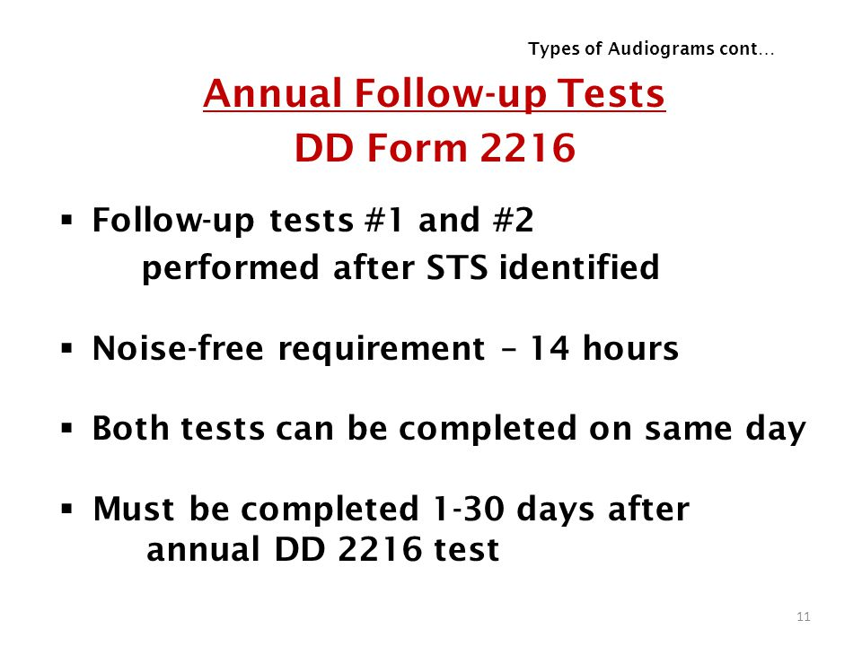 AUDIOMETRIC TESTING PROTOCOLS and TECHNIQUES - ppt download