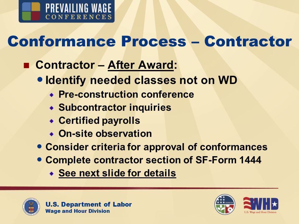 Application Of Davis Bacon Labor Standards To Arra Bond Financed
