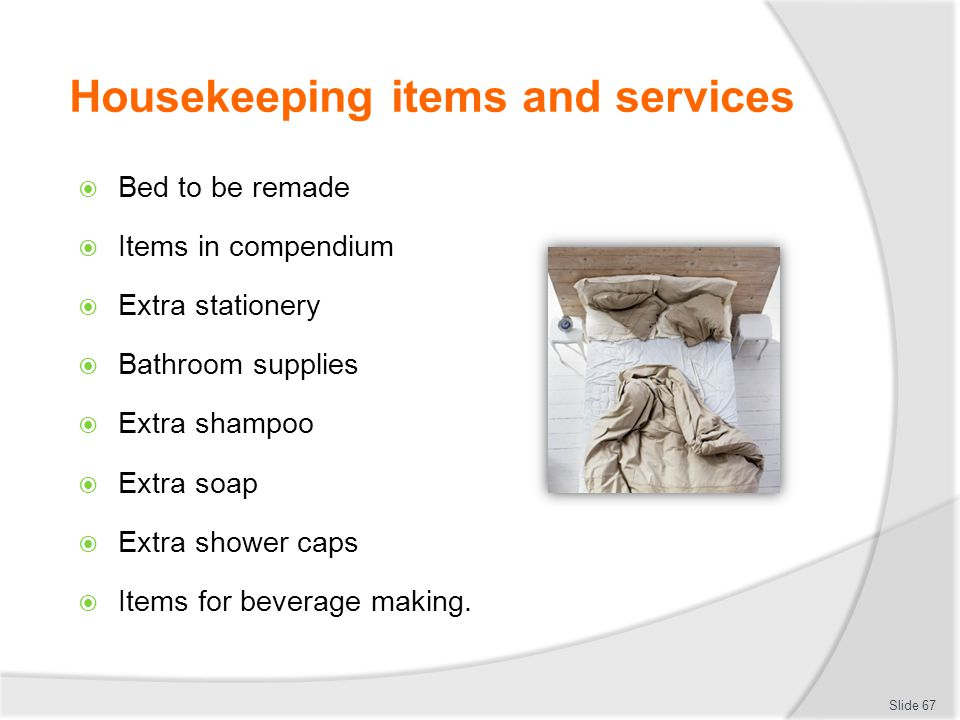 Provide housekeeping services to guests ppt download for Housekeeping bathroom cleaning procedure