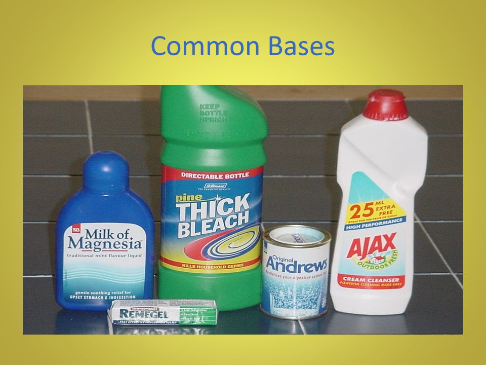 """the effects of acids bases on different indicators and the ph of common cleaning agents Acids and bases in everyday life - free download as pdf file (pdf), text file (txt) or read online for free acids and bases in everyday life lothar graudins, phd copyright 2009 we have all heard about the assumed hazards of acids, some of which reportedly """"go right through your skin and eat your flesh"""" while certain acids."""