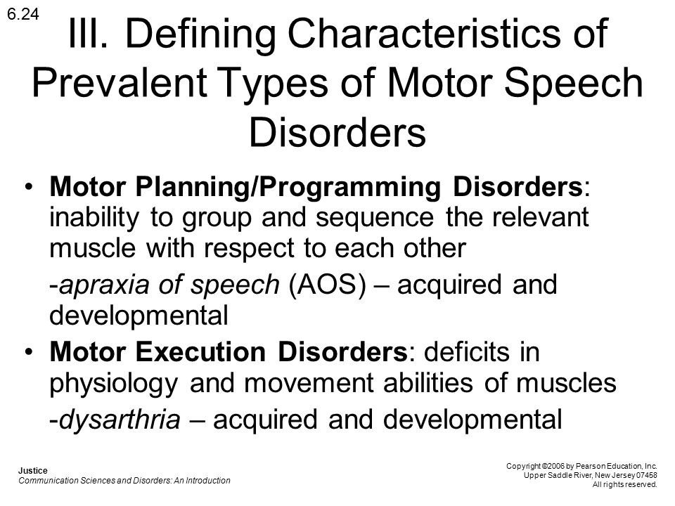 motor apraxia definition