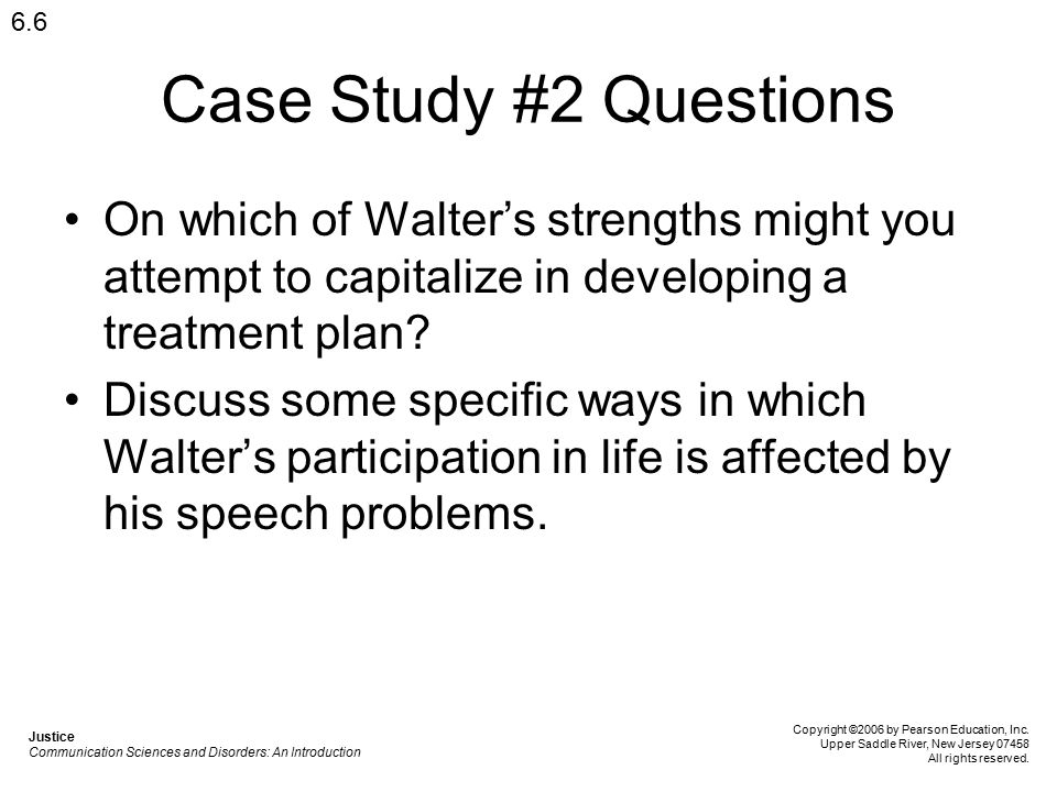 chapter 5 case study question 2
