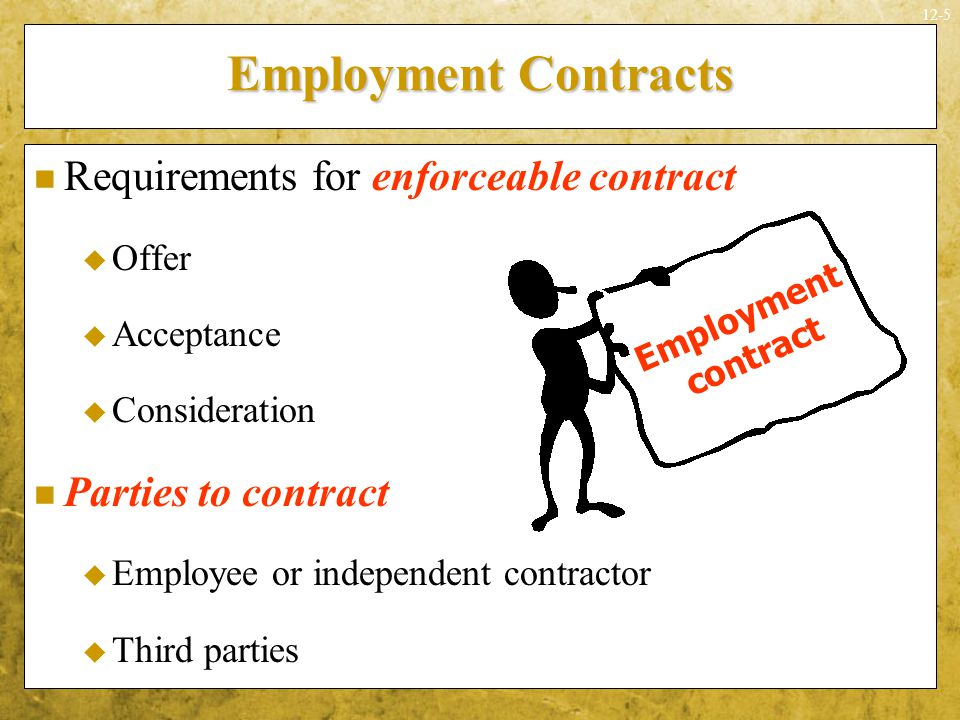 Contract Requirements Contract No Section H Special Contract