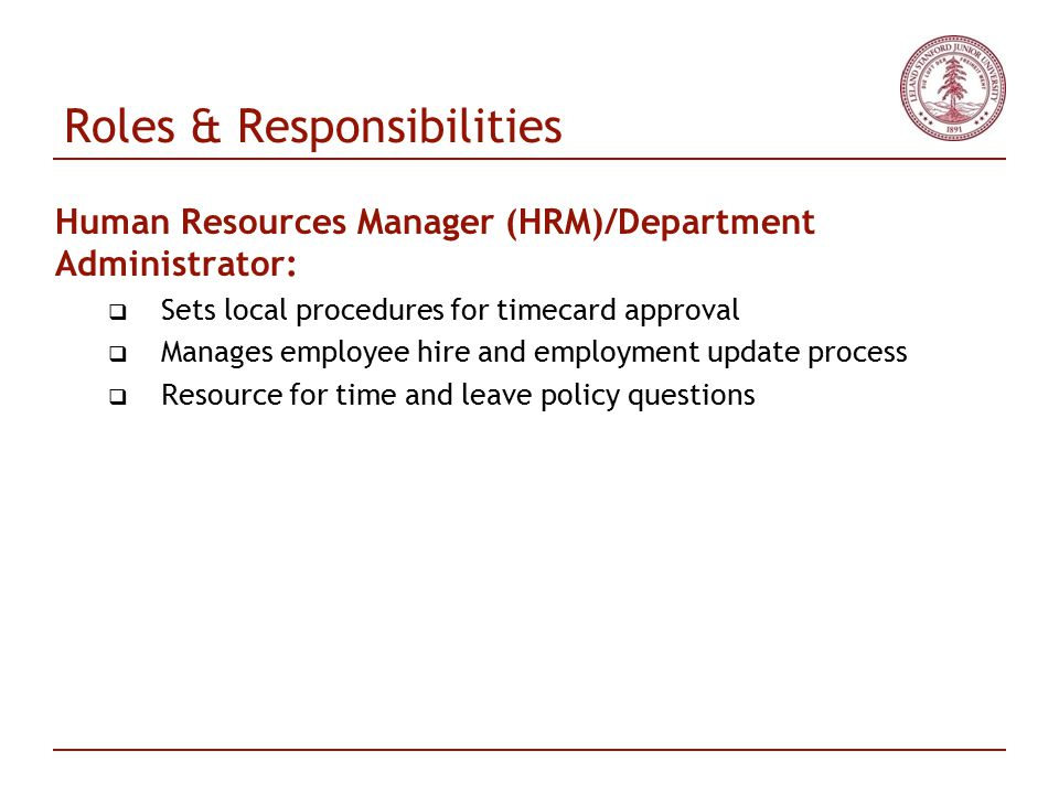 Devolving responsibility of human resource to managers management essay
