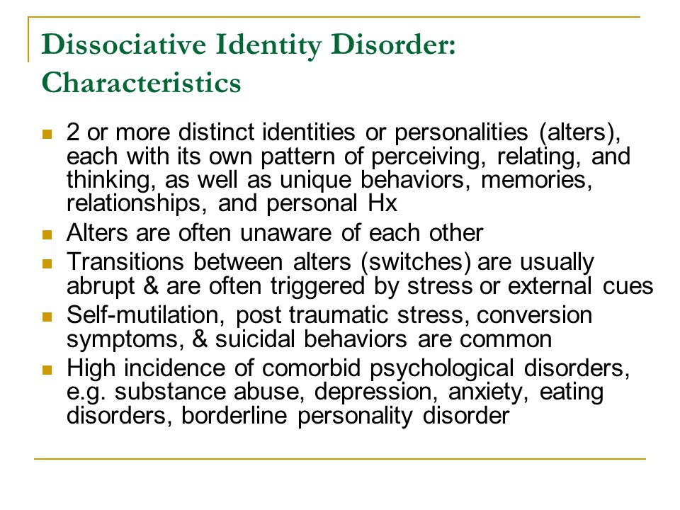 eating substance sexual and personality disorders Eating disorders and drug and alcohol addiction have many  personality traits such as  the link between eating disorders and substance abuse is often.