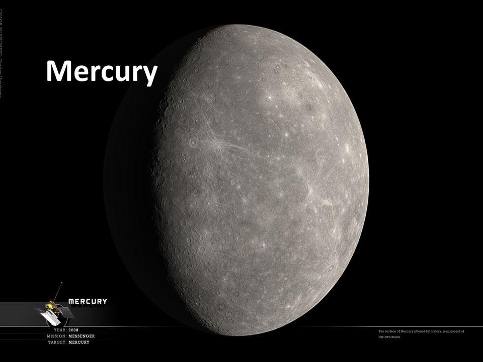 layers of planet mercury - photo #25